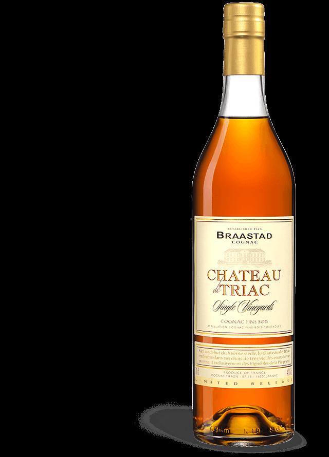 Château de triac single vineyard